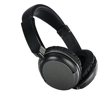 Comercio® Plegable HIFI sonido inalámbrico o con Cable música estéreo auriculares Bluetooth más de auriculares