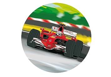 Waffel Kuchen Ostia Ferrari 25249 Grafik Verschiedene Formel 1 F1