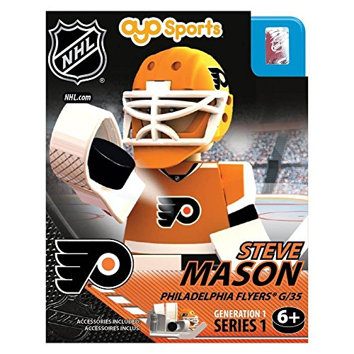 OYO NHL Philadelphia Flyers Steve Mason Orange Generation 1