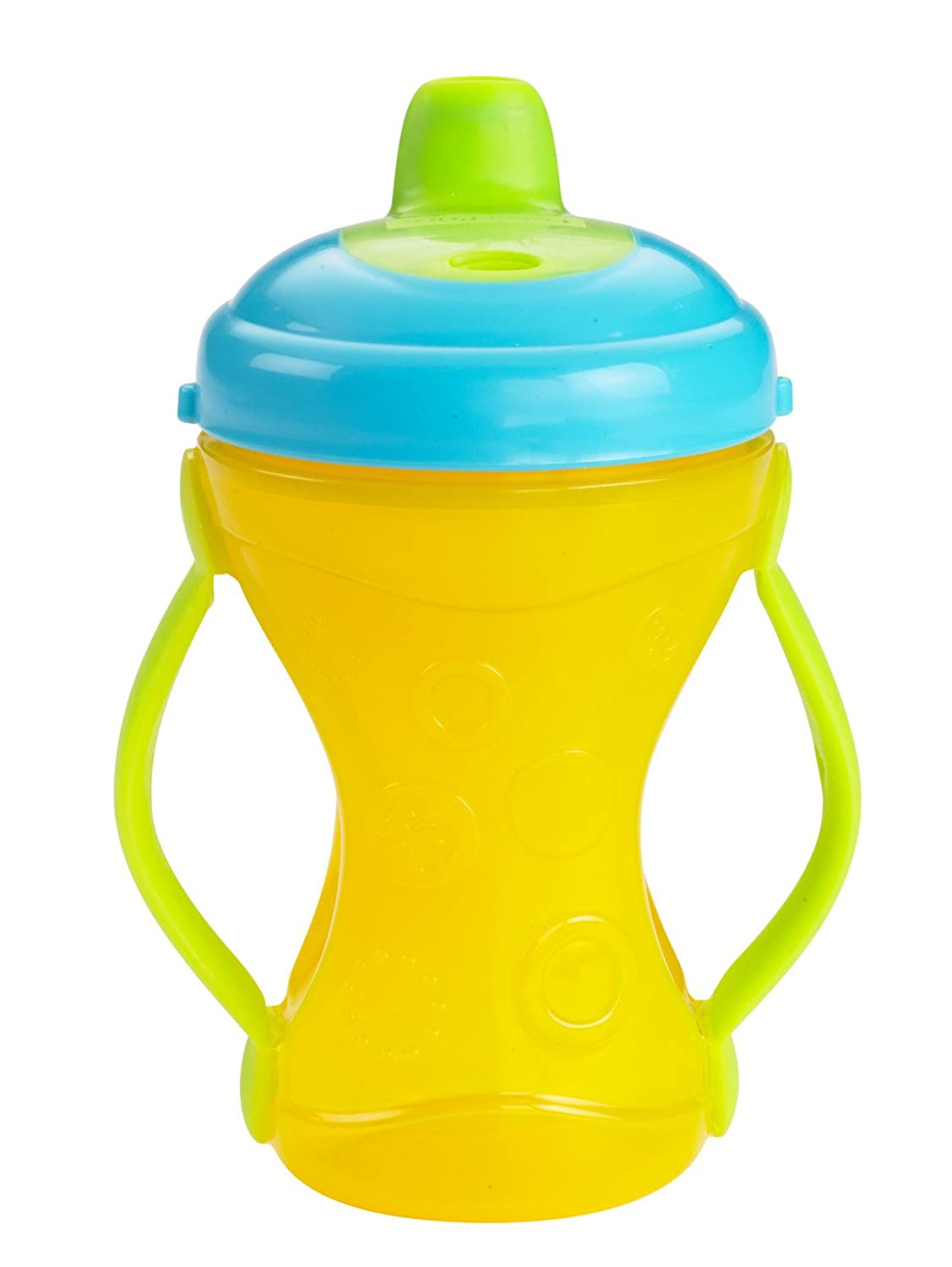 Fisher Price Two Grip Travel Sippy Cup Hard Spout Colors May Vary