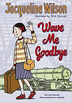 Image result for wave me goodbye