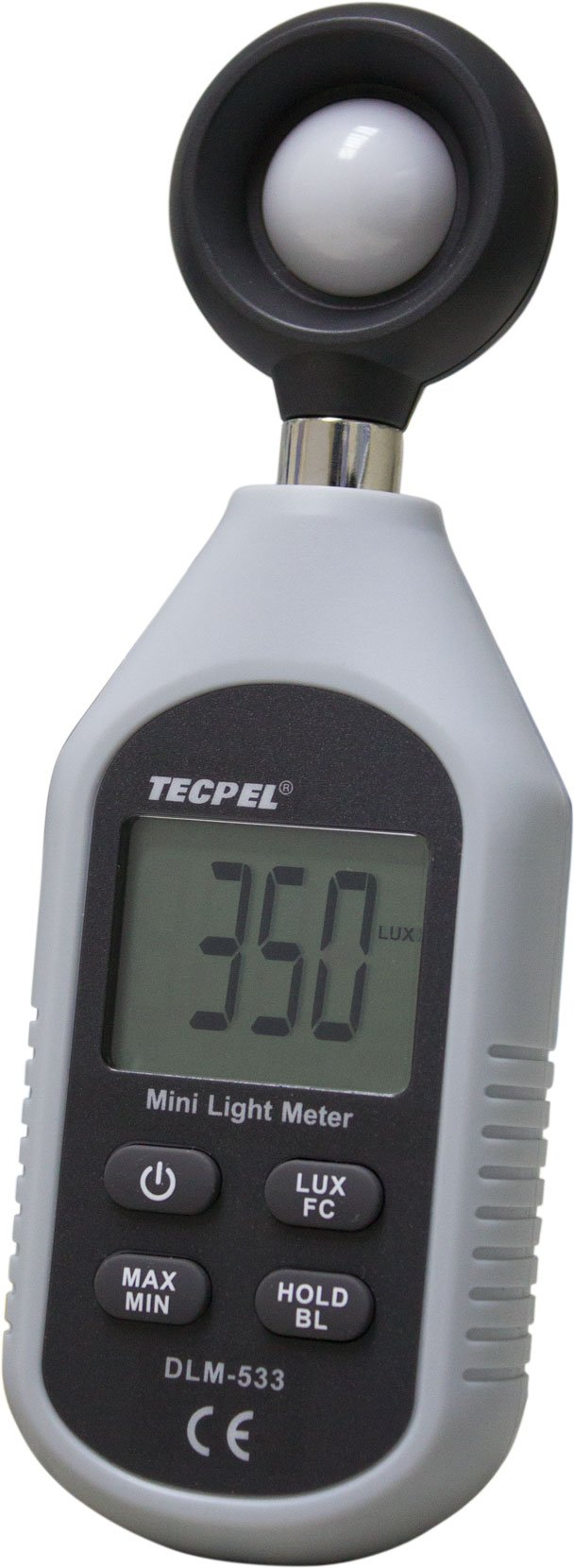 Tecpel pocket Light Meter DLM-533