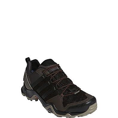 newest 51545 39243 adidas outdoor Terrex AX2R GTX Hiking Shoe - Mens Night BrownBlackSimple  Brown