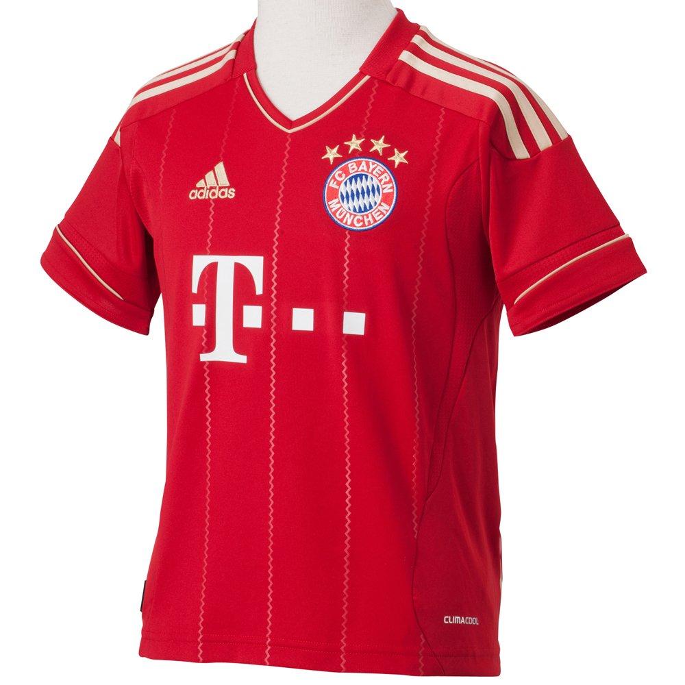 reputable site 7c672 d4f89 adidas Children's Football Jersey FC Bayern Munich Home ...