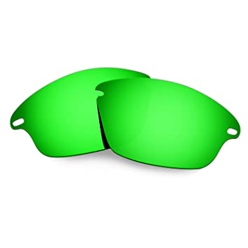 HKUCO Plus Mens Replacement Lenses For Oakley Fast Jacket - 1 pair