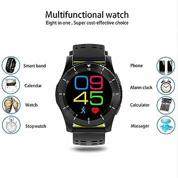 smart watch reloj inteligente Mujer Hombre con tador de Pasos ...