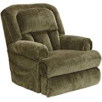 4847-1763-25 (Basil) Catnapper Burns Power Lift Chair & Recliner-Dual Motor Lift Chair Allows Back and Ottoman to Move Separately -Lay Flat Recliner