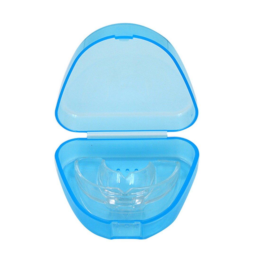Loweryeah Plastic Dental Braces Box Mouth Guards Denture Storage Container