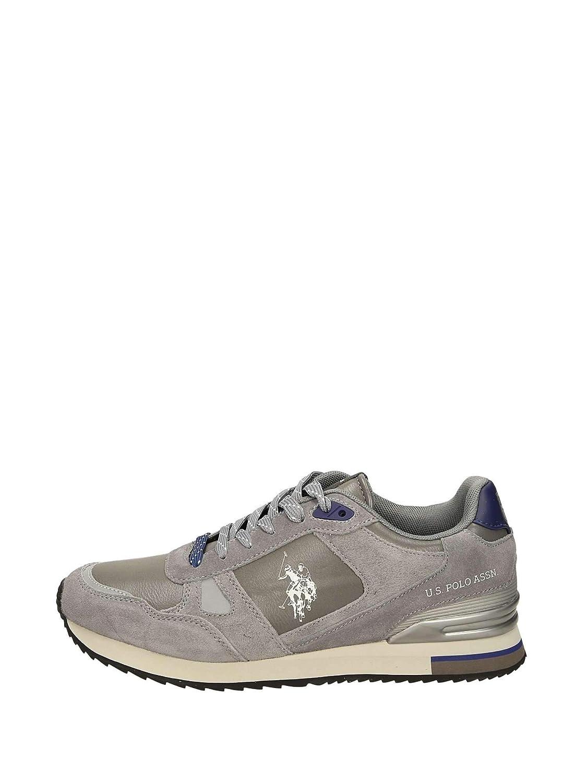 U.S. POLO ASSN. Sneakers Wilde in camoscio (44 EU): Amazon