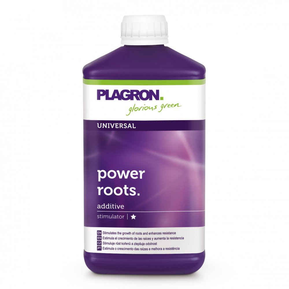 Additive / Grow Root Stimulator Plagron Power Roots (1L) 797060