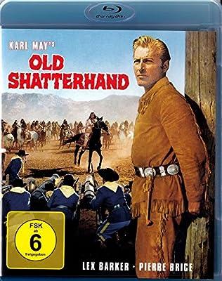 Old Shatterhand Karl May Amazonde Pierre Brice Ralf Wolter