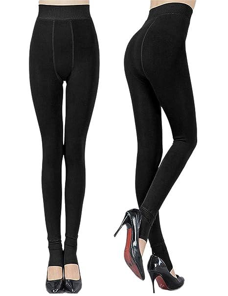 8aae42adfaccfa Joyhul Winter Warm Pants Women Plus Size High Waist Leggings Trousers Female  Clothing Velvet Thick Solid
