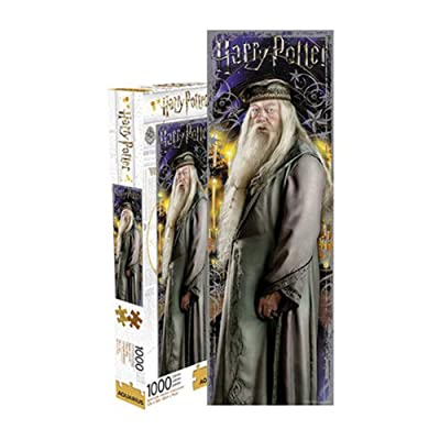 Harry Potter Dumbledore 1000 Pc Slim Puzzle: Toys & Games