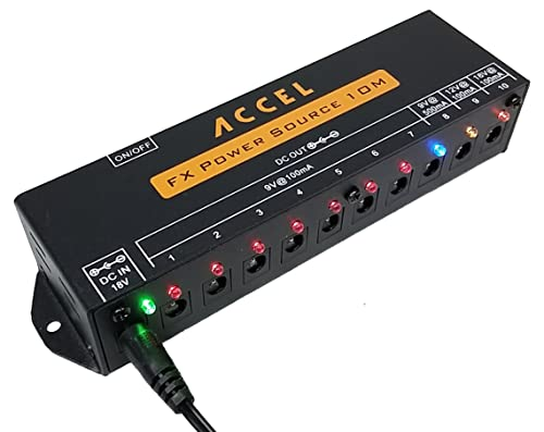 Accel FX Power Source