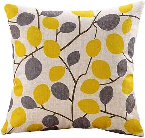 18/'/' Geometrisch Quadratischer Kissenbezug Throw Kissenbezug Sofa Wohnkultur