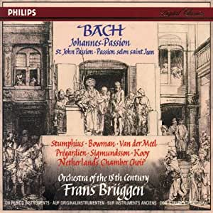 J.S. Bach: St. John Passion