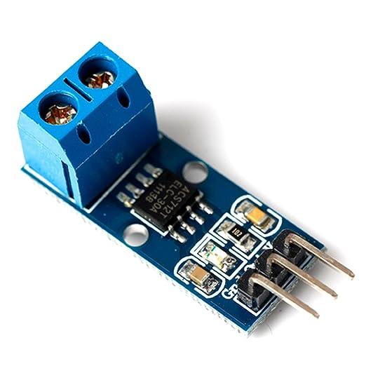 2 opinioni per 30A Gamma ACS712 Modulo sensore di corrente per il modulo Arduino