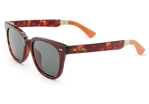 1af6c03779 Amazon.com  Toms Sunglasses 0010005472 Memphis 201 Vintage Tortoise ...