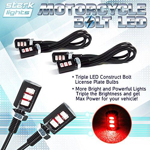 Red Led Bolt Lights in US - 8