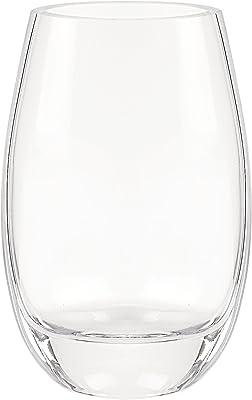 Amazon Com Round Glass Floral Bowl 4⅞ Quot Wide 3⅞ Quot Home