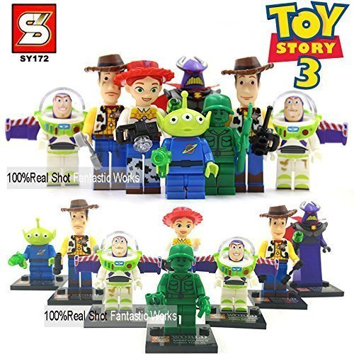SY Heroes Assemble Building Blocks - 2