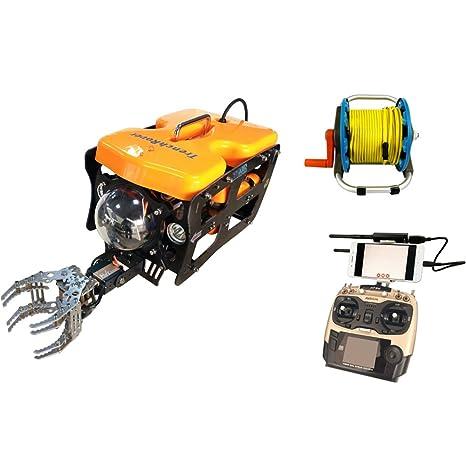 ThorRobotics Drones submarinos con Brazo mecánico y FPV para ...