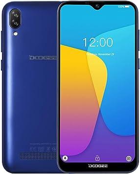 DOOGEE Y8C - Smartphone Libre (Pantalla de 6,1 Pulgadas, ID Facial ...
