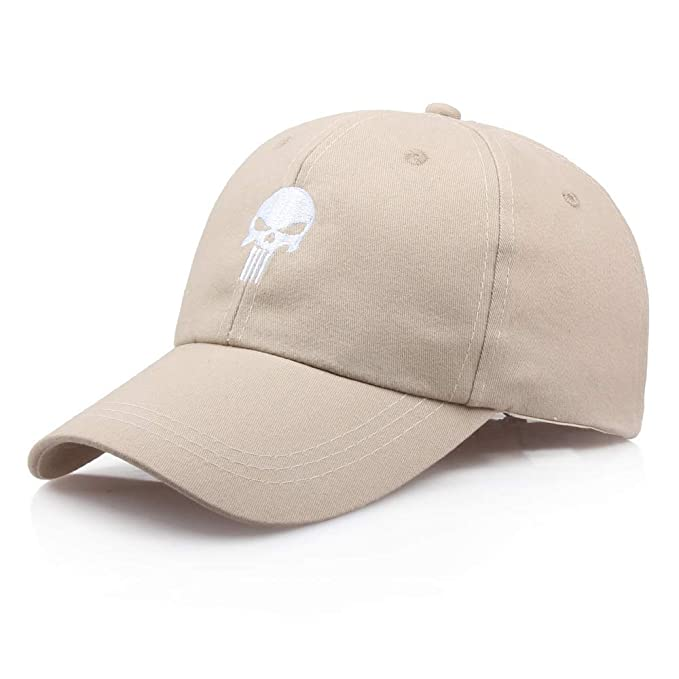 Llxln Papá Hat Cap El Punisher Gorras Hombre Mujer Pareja ...