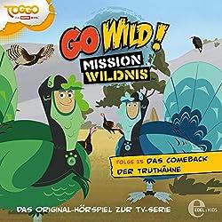 Das Comeback der Truthähne (Go Wild - Mission Wildnis 15)