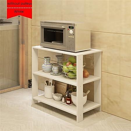 Muebles de cocina Cocina desmontable de 3 capas Cocina de ...