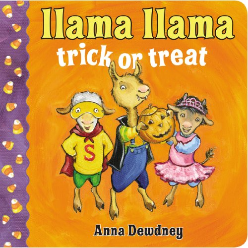 Halloween Craft For Kindergarten Party (Llama Llama Trick or Treat)