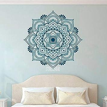 Vinilos decorativos y murales Cabecero Mandala Cabecero Zen ...