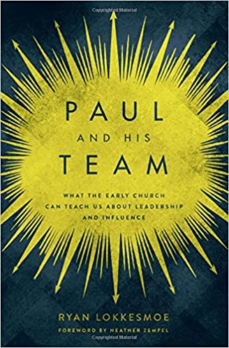 Image result for Paul and His Team