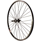 Sta-Tru Black ST1 36H Rim Rear Wheel (26X1.5-Inch)