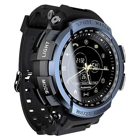 Amazon.com: HXHH Bluetooth Waterproof Sports Smart Watch ...