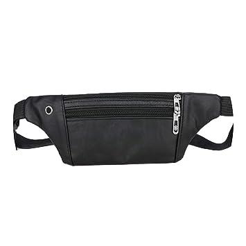 eefb01b3be28 Amazon.com: Sungr Shirt Fashion UniSix Black Waist Pack Bag Outdoor ...