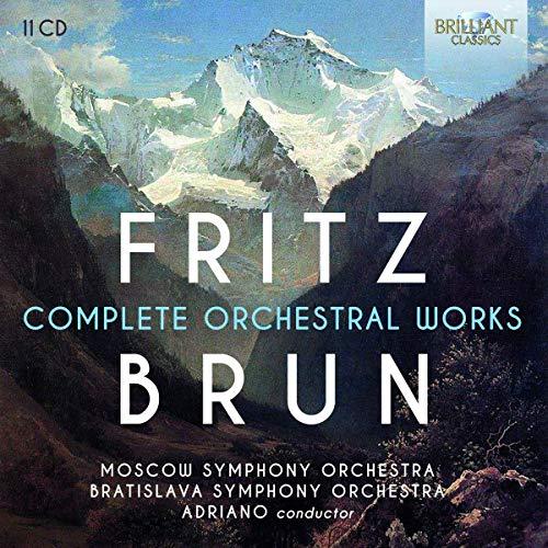 Brun: Complete Orchestral Works