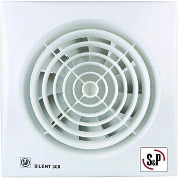 S&P SILENT-200 CZ - Extractor: Amazon.es: Bricolaje y herramientas