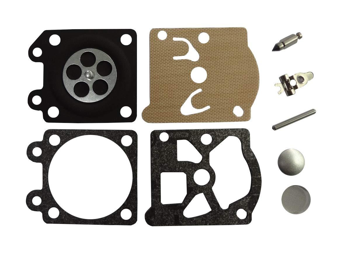 Kit de reparació n/reconstrucció n de carburador reemplaza Walbro k26-wat para Echo PB410 pb411 p003001180 CTS