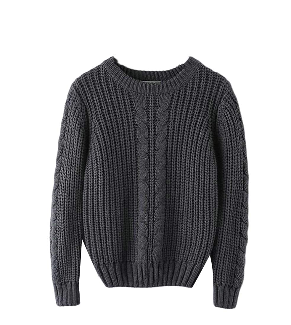C/&H Boys Cute Warm Jumper Knit Casual Pullover Sweaters