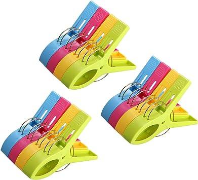 20er//set Wäscheklammern Klammern Wäscheklammer Kunststoff mehrfarbig Große Clips