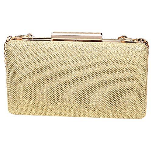 Gold for Clutches Party Bag Evening Designer Handbag Clutch Wallet Wedding Women Purse wFWzPdxqR