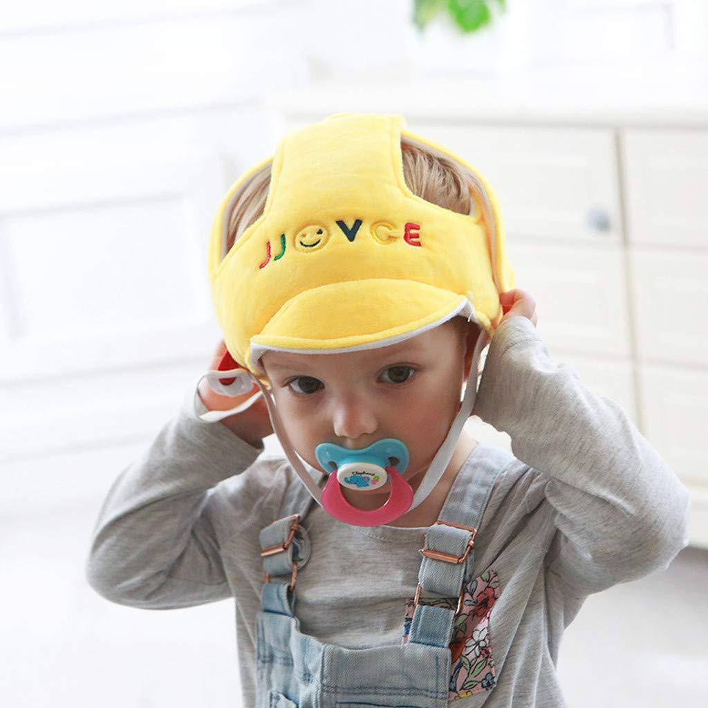 H.eternal Baby-Kopf sch/ützen Kissen H/üte Baby M/ädchen Jungen Kinderschutz Fallschutz Cap Schutzpolster f/ür Baby-Wanderer Safety Helmet Fallschutz Sch/ützen Kissen 0-6 Jahre
