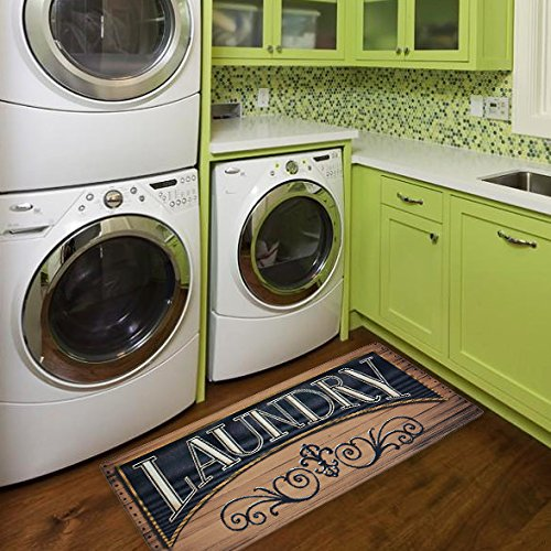 Laundry Decor Comfort Mat Amazon Com