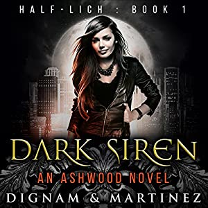 Dark Siren Audiobook