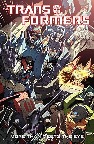 Transformers: More Than Meets The Eye Volume - Meets Eye Than The