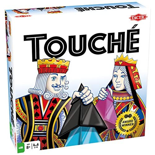 Tactic 02752 - Jeu de Société - Touché