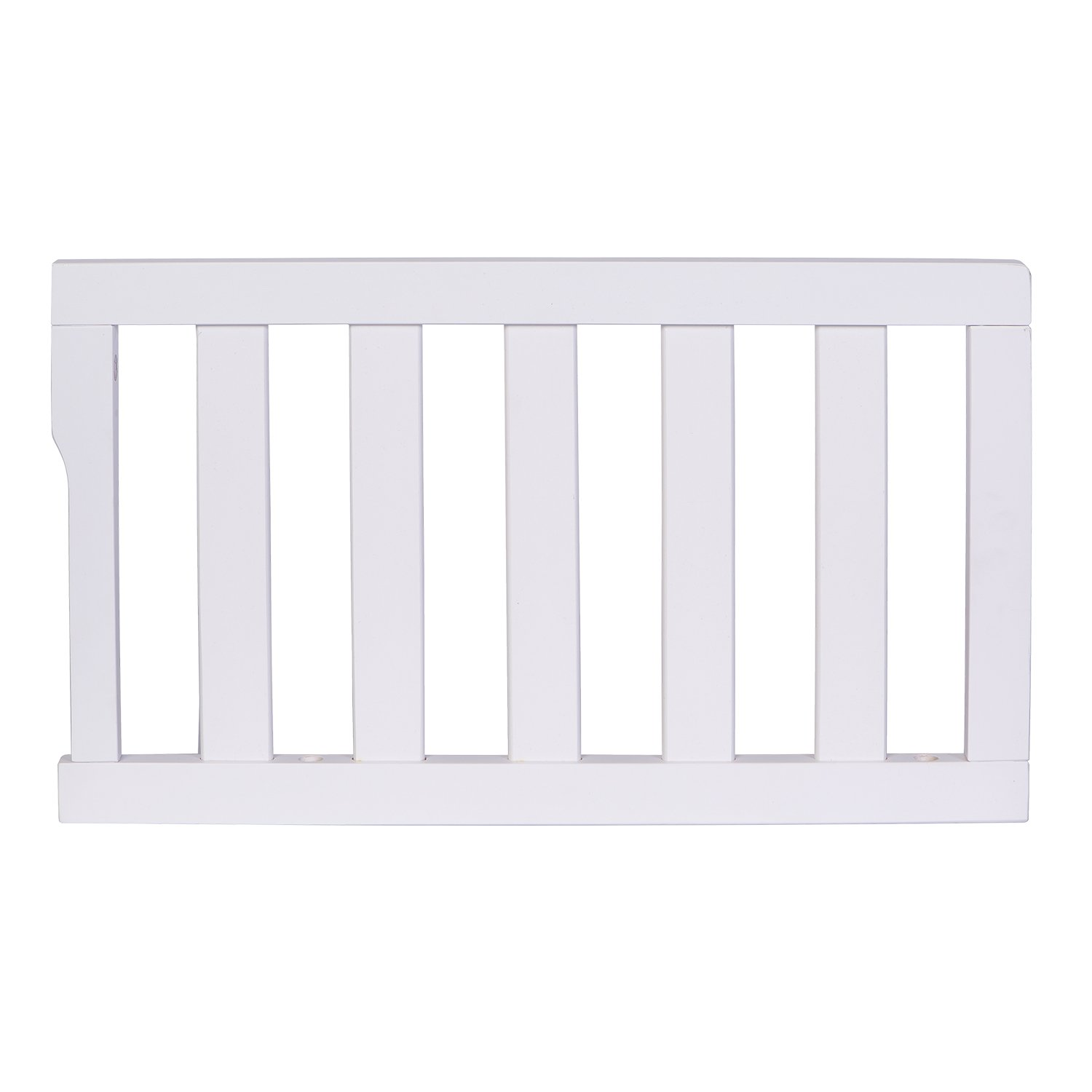Dream On Me Universal Convertible Crib Toddler Guard Rail White