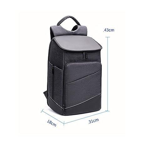 Leons shop Mochilas,Carga USB Nueva Swiss Army Mochila Mochila Mochila Bandolera Ordenador antirrobo: Amazon.es: Deportes y aire libre