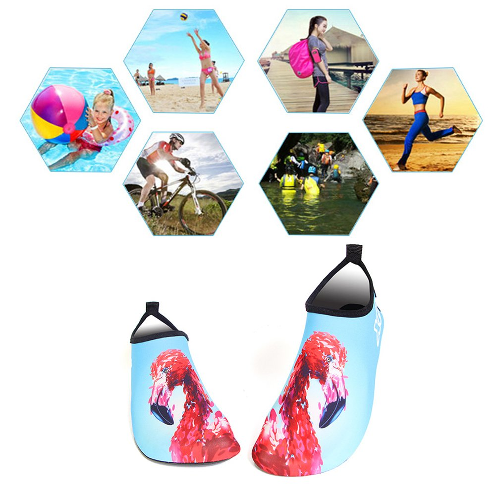 Unisex Barefoot Quick-Dry Beach Shoes Water Shoes Yoga Shoes for Men and Women by MCERMR (Image #2)